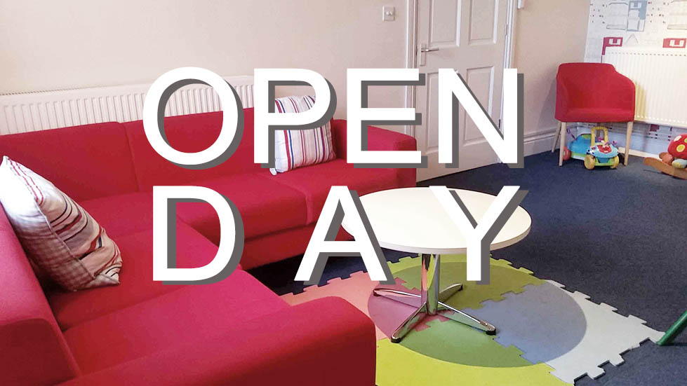 fostering open day