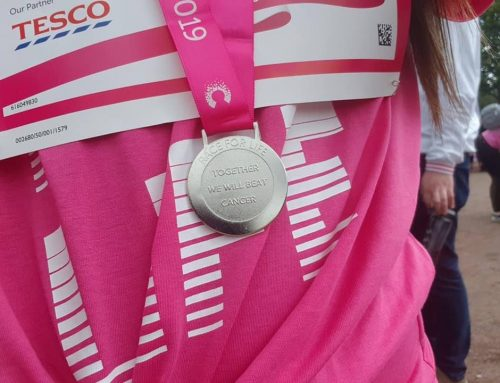 Freedom Fostering completes Race For Life!