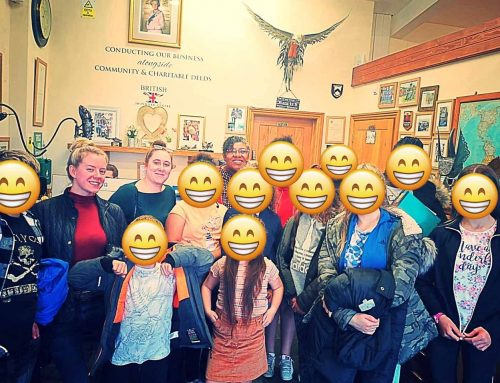 Freedom Fostering Visits Shropshire!