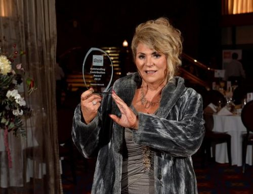 'I get so much back from the children I care for': Belfast foster carer receives Outstanding Contribution to Foster Care Award