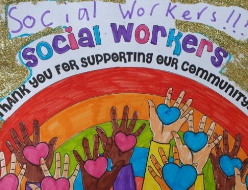 Thank you social workers: why we're clapping for you