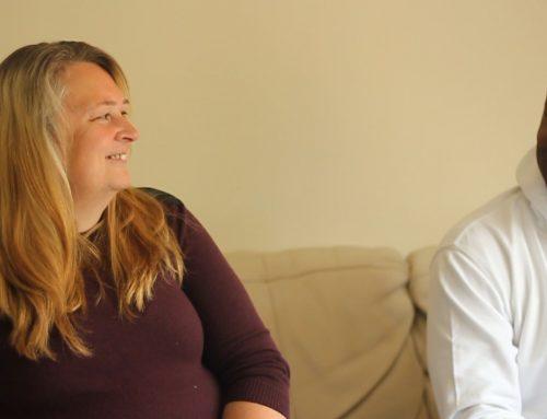 Fostering Spotlight: Paula & Hezron