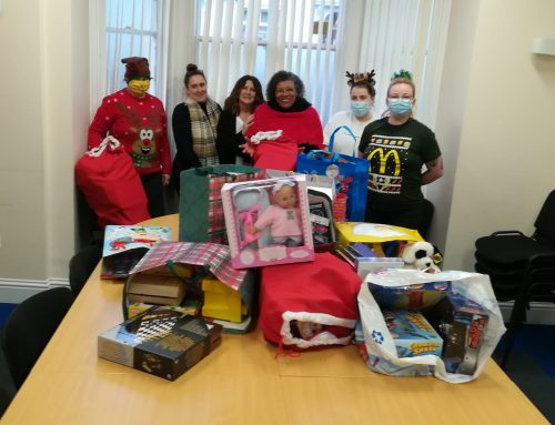 Generous Gifts from McDonald's Wolverhampton