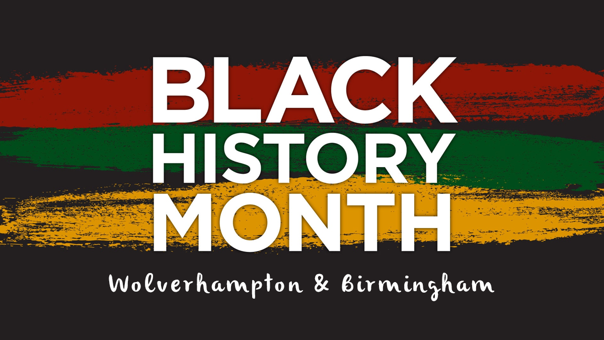 black history month in wolverhampton birmingham